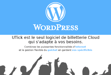UTick wordpress connector