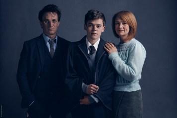 Harry, Albus e Gina