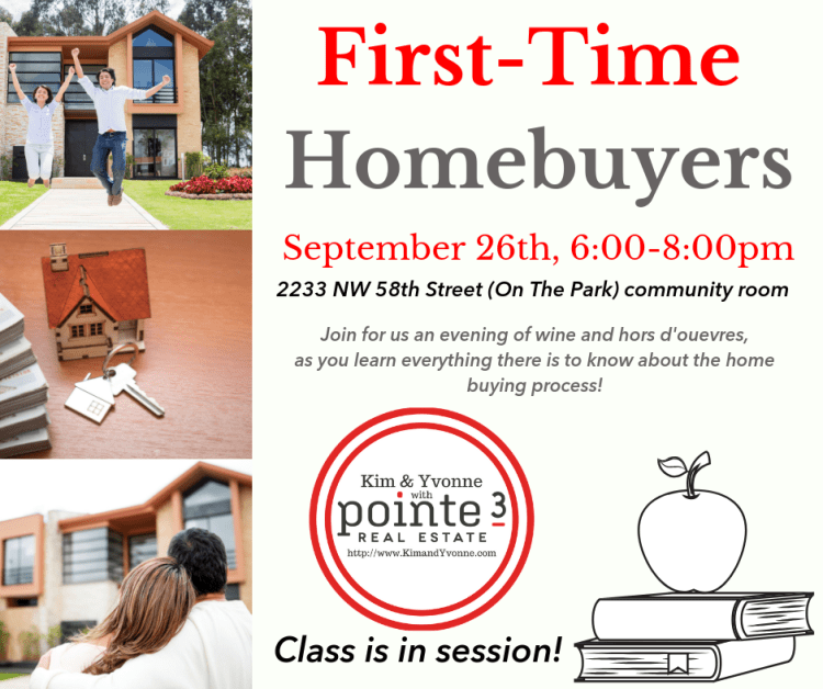 first time homebuyers class