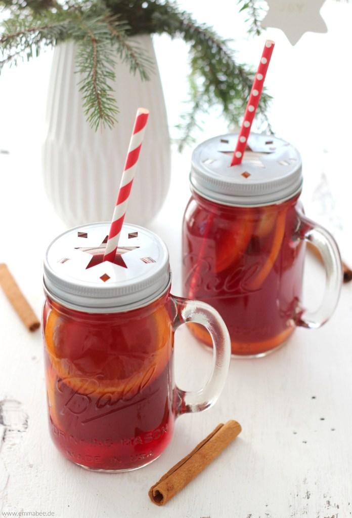 {Rezept} Herrlich, fein und selbstgemacht: Weihnachts-Punsch