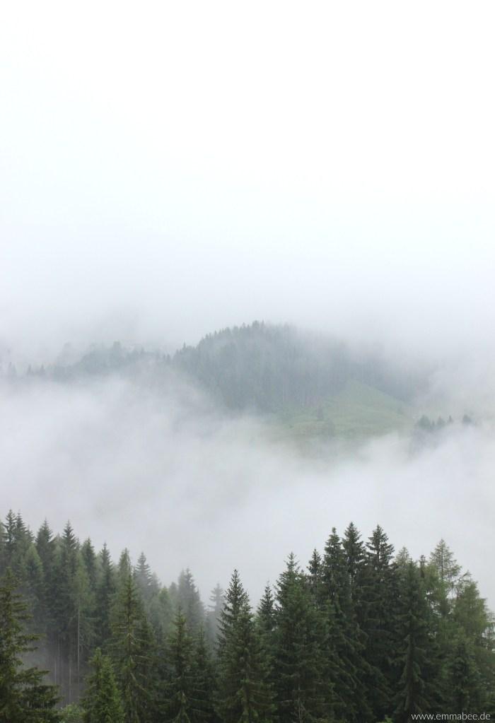 EmmaBee Unterwegs Forsthofalm