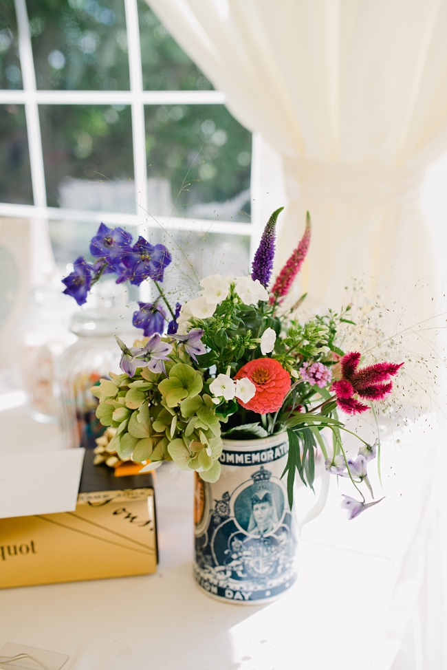 antique vases for wedding