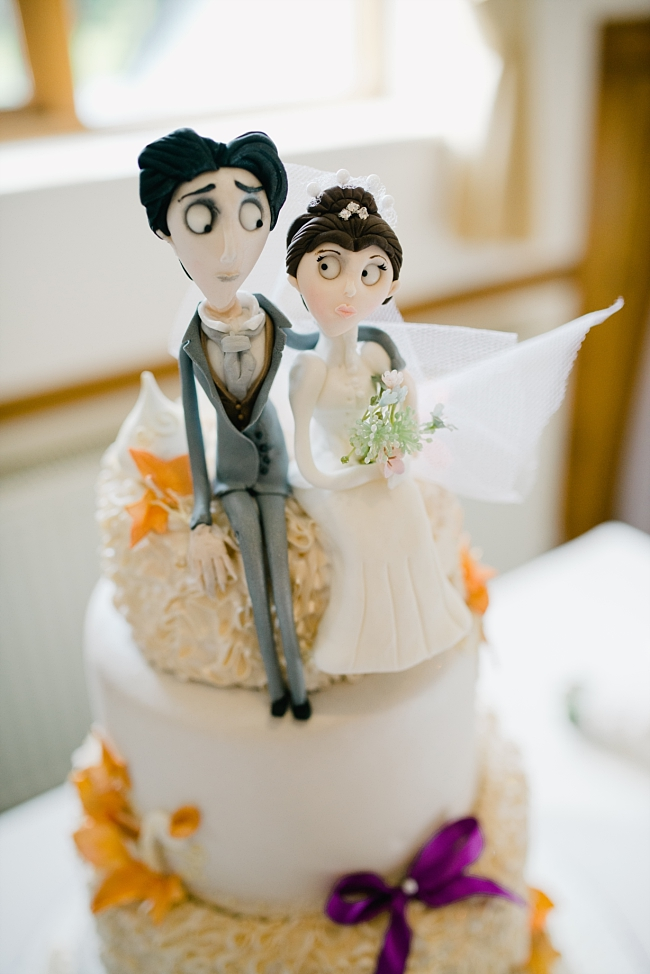 character cake topper