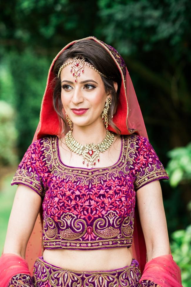 hindu bride in preston