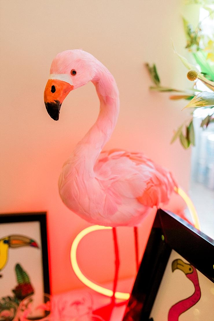flamingo prop