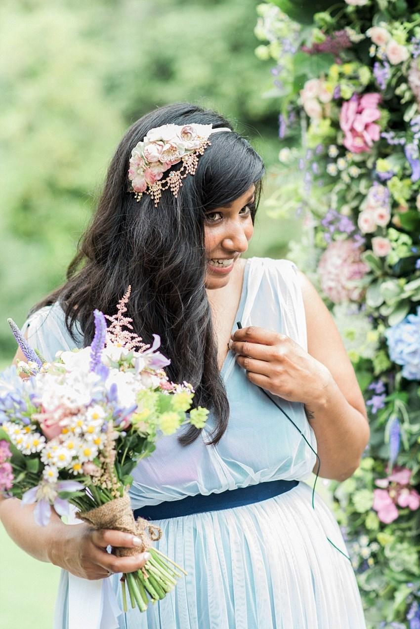 bridesmaid celebrant