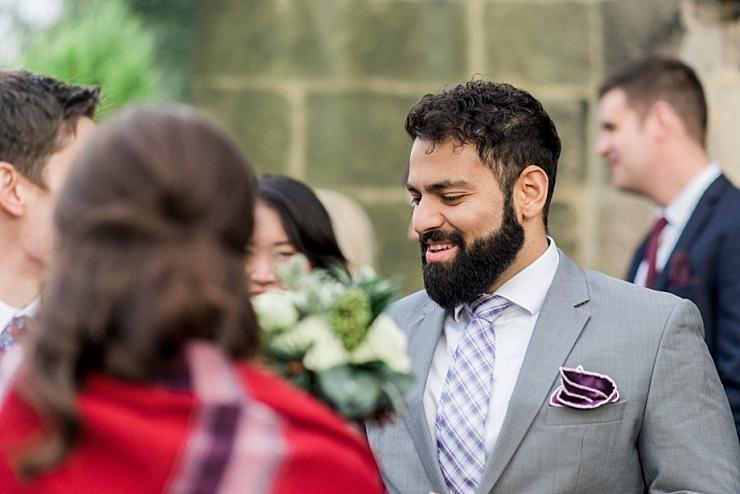 bearded guest