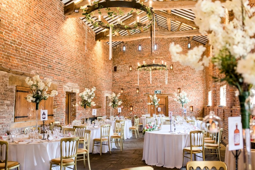 barn wedding venues north west