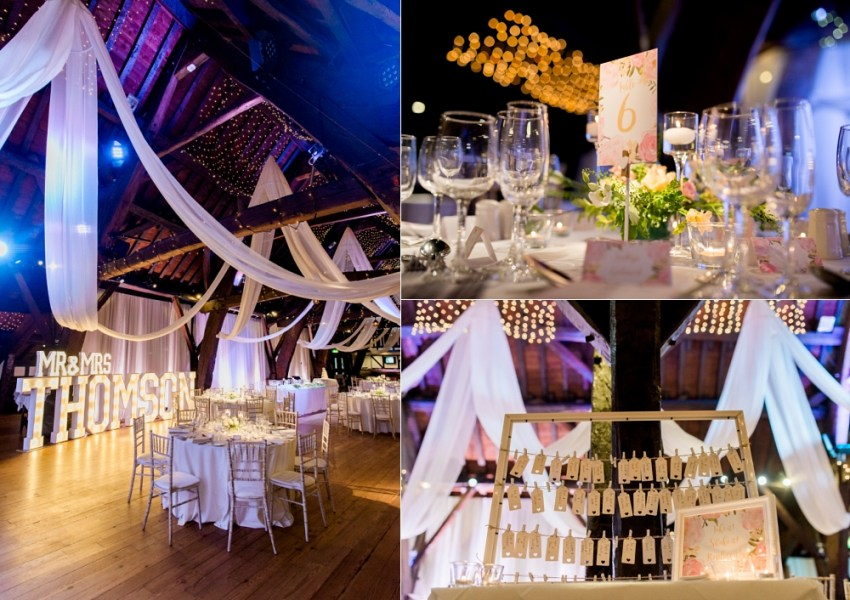 barn wedding venue rivington
