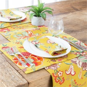 Habitat Oasis Table Linen
