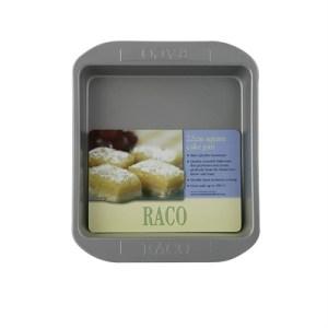 RACO Bakeware 22cm Square Cake Pan