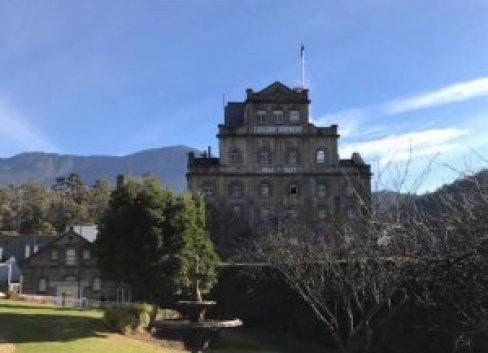 Cascades Brewery: Tasmanian alcohol industry