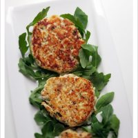 Easy Grilled Tilapia Fish Cakes