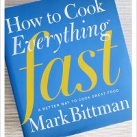 Win a copy of How to Cook Everything Fast by Mark Bittman