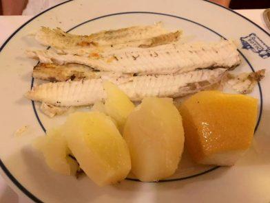 Restaurante Botin Guinness Book of records Madrid Birthday Sole Oldest