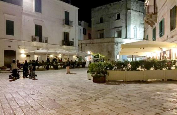 Dinner in Polignano A Mare - Puglia, Italy by Emma Eats & Explores