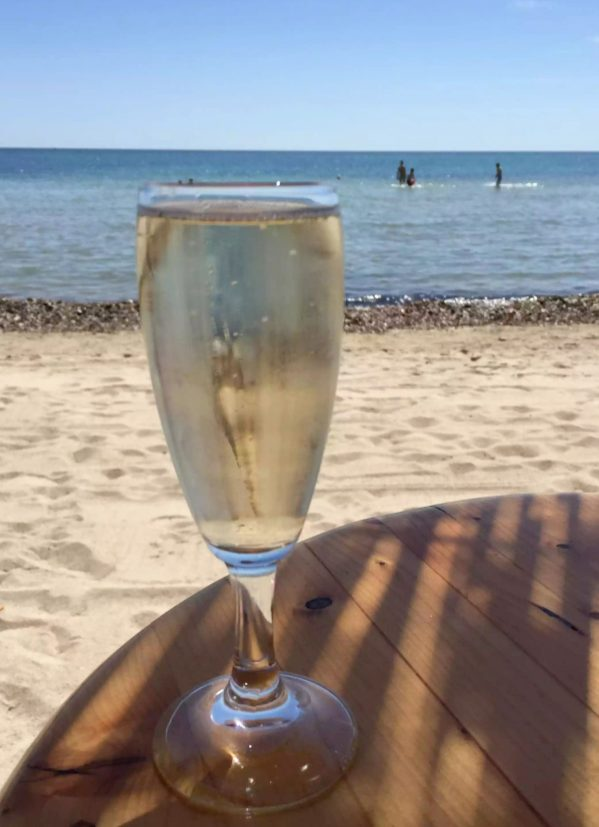 Torre Canne Puglia Italy Beach Sunshine Birthday Prosecco Sun Sand Sea Bubbles Princess