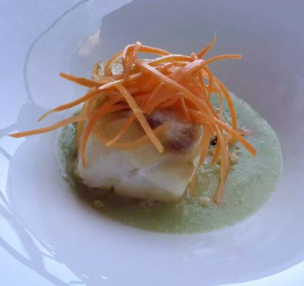 Polignano A Mare Puglia Italy Grotta Palazzese lunch Birthday Princess cave Restaurant View Cod Carrots Cucumber