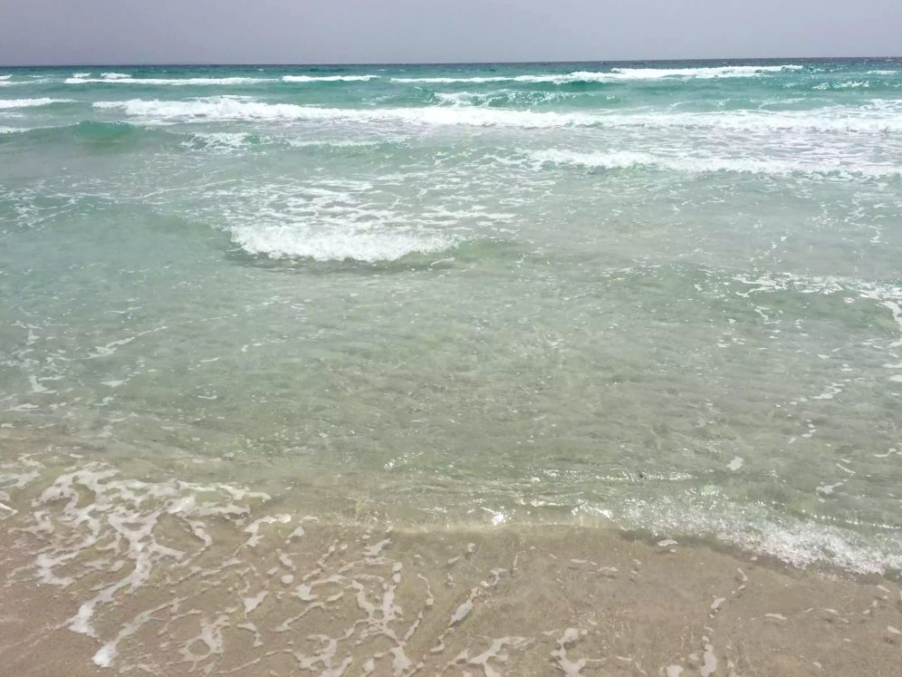 Punta Prosciutto Italy Beach Puglia Sunshine Sand Sea Holiday