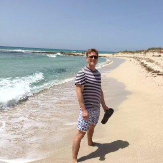 Puglia Marina di Pulsano Beach Sea Sand Sunshine Italy Paradise