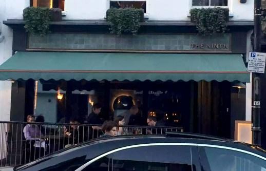 The Ninth Charlotte St Fitzrovia London Mediterranean Tapas Restaurant Jun Tanaka