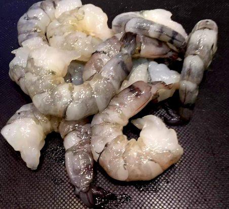 Prosciutto Wrapped Jumbo Shrimp Appetiser SCD Paleo Dairy-Free Grain-Free Gluten-Free Sugar-Free