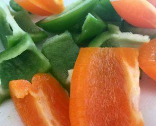 Roasted Vegetables - Paleo, SCD, Vegetarian, Vegan, Clean-Eating, Grain-Free, Gluten-Free, Dairy-Free