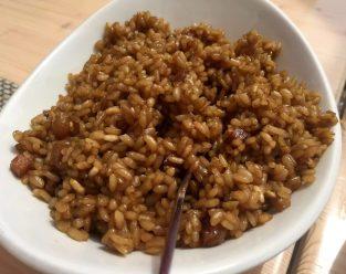 2Passos - Praia d'Ancao -Algarve - Portugal - Lunch African Rice
