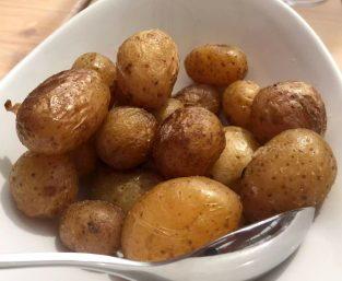 2Passos - Praia d'Ancao -Algarve - Portugal - Lunch Potatoes