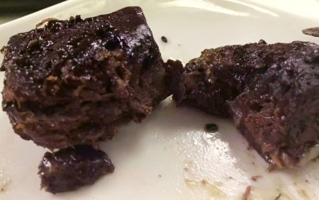 Enoteca MF Cadaques by Emma Eats & Explores - Restaurant Review - Tapas - Catalonia - Spain - Beef Cheeks