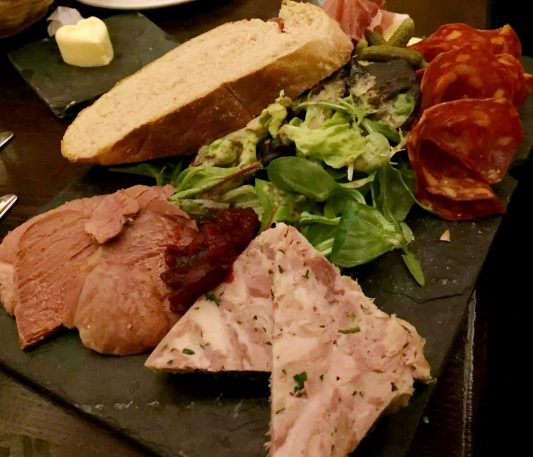 Bleeding Heart Tavern, Chancery Lane London by Emma Eats & Explores