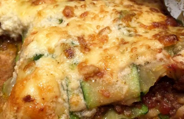 Paleo Lasagne by Emma Eats & Explores - SCD, Paleo, Grainfree, Glutenfree, Sugarfree