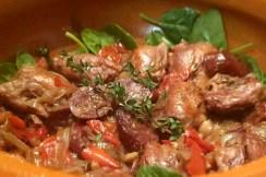 Chicken & Chorizo Stew with Rioja, Spanish Style by Emma Eats & Explores - Gluten-Free, Grain-Free, Dairy-Free, Sugar-Free, SCD & Paleo