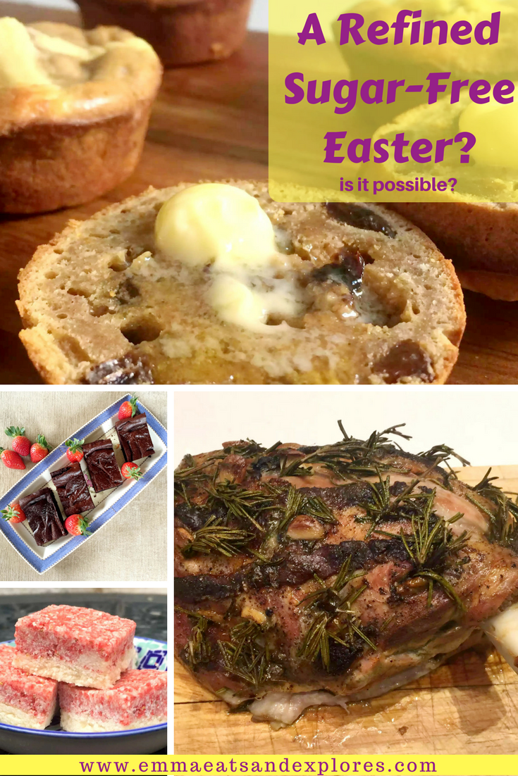 A Refined Sugar-Free Easter? Yes it is Possible!