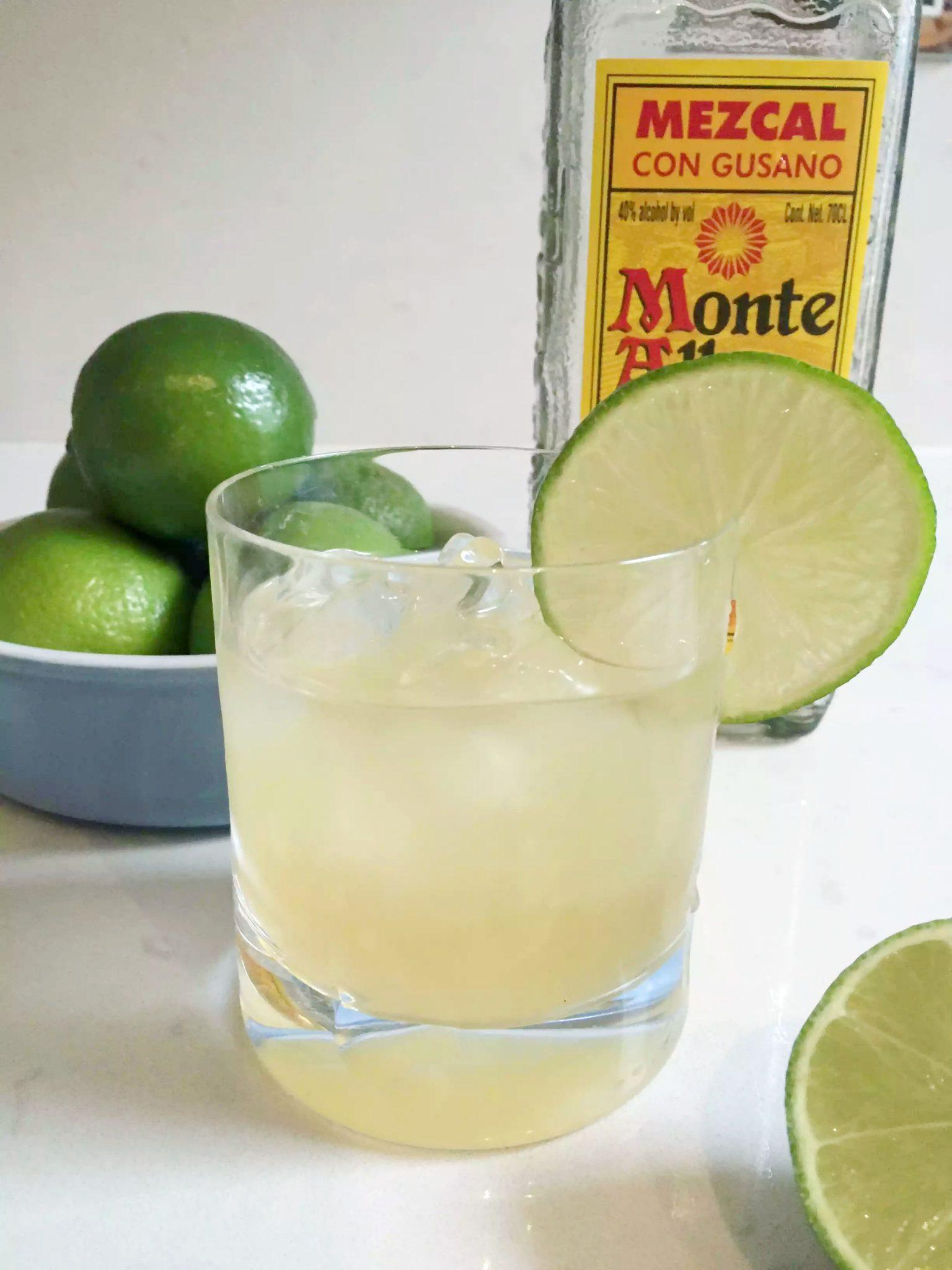 Mezcal Margarita – Refined Sugar-Free