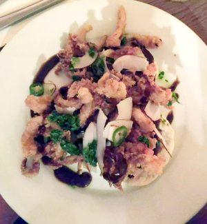 Dinner at Andi's Restaurant, Stoke Newington, London by Emma Eats & Explores