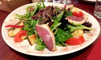 Dinner at L'Etable Biarritz France by Emma Eats & Explores
