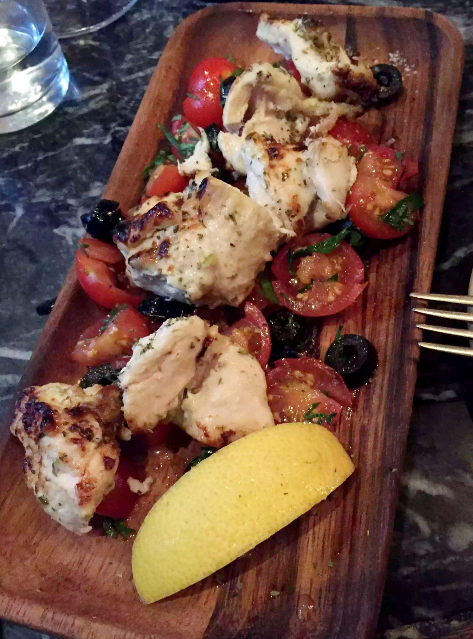 Suvlaki Restaurant – Soho, London
