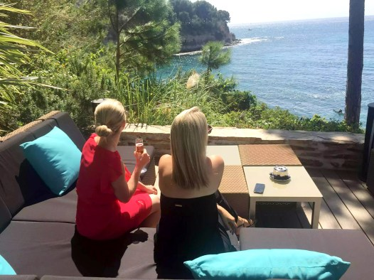 Villa Madie, Cassis, Provence, South of France by Emma Eats & Explores - a 2 Michelin Star Restaurant