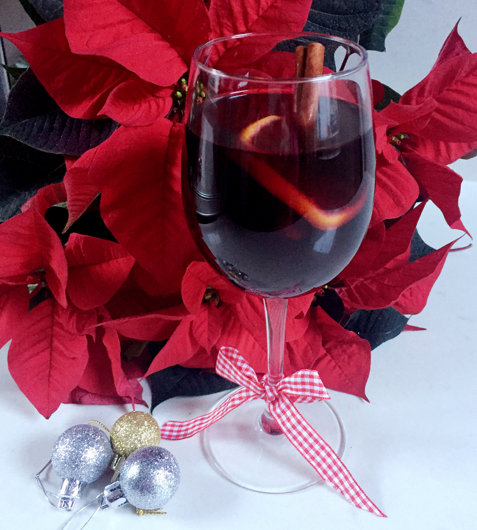 Mulled Wine – Refined Sugar Free