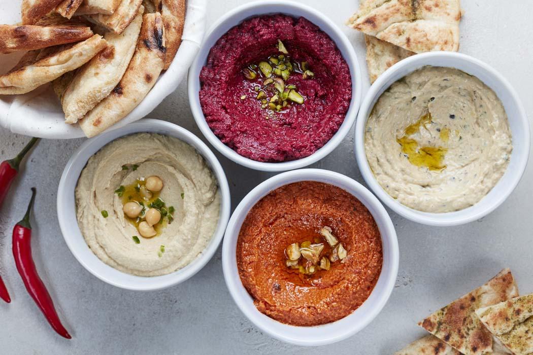 CERU Soho, London – Levantine Restaurant