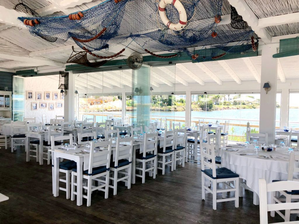 Fish Restaurant Quinta Do Lago