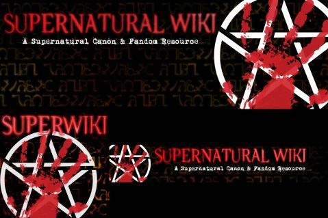 Supernatural Wiki Design