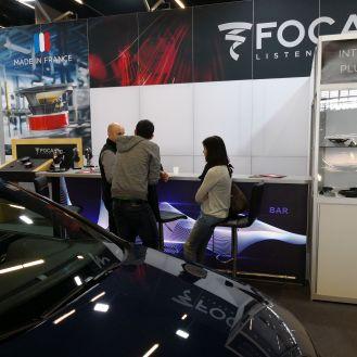 Focal CarMediaWorld Salzburg