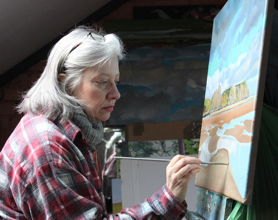 Emma Cownie Donegal and Gower artist