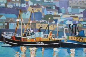 Cornish Harbour 1