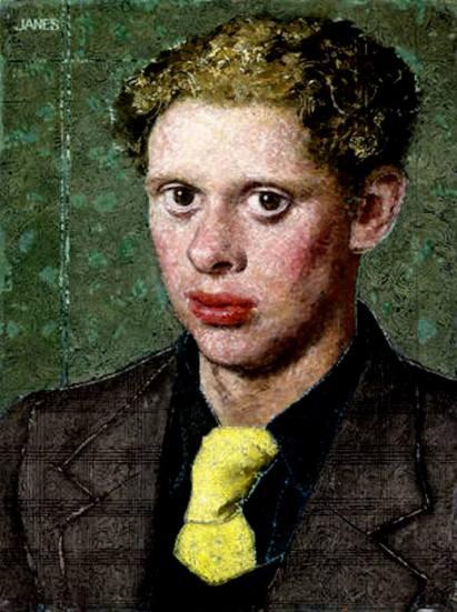 Alfred Janes Portrait