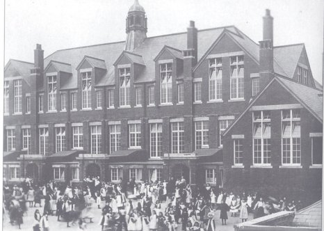 Pre 1920s Brynmill School