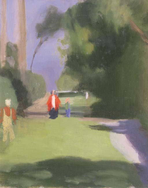 Clarice_Beckett_-_Out_Strolling