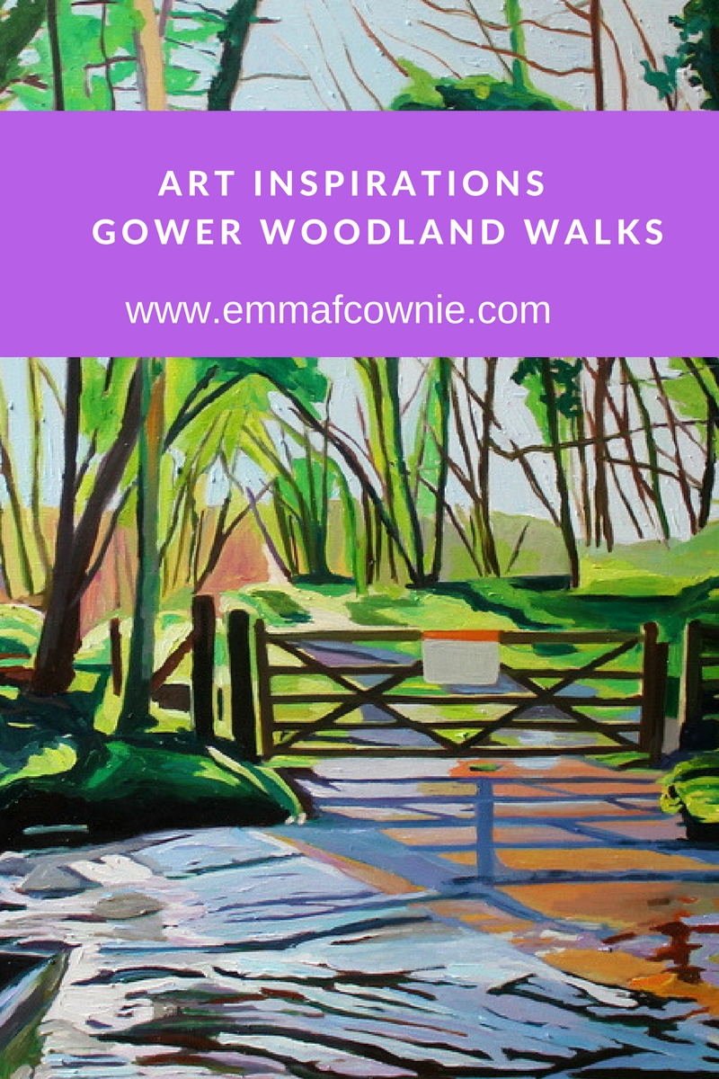 Gower Woodland Walks